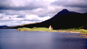 Ardvreck Castle photo