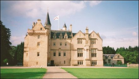 BRODIE on Castle Rooms List