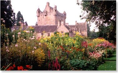 Cawdor gardens photo