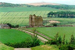 eden castle aberdeenshire scotland