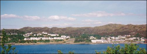 Kyle of Lochalsh photo