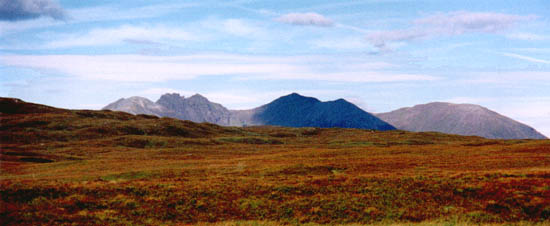 An Teallach photo