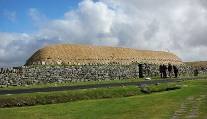 Arnol black house, Isle of Lewis