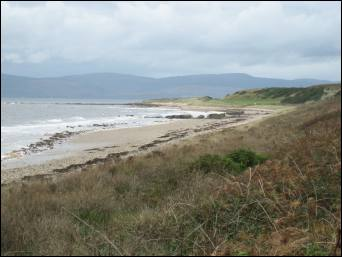 beach at Blackwaterfoot, Arran