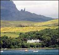 Skye hotel