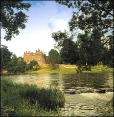 Dryburgh Abbey Country House Hotel