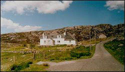 Isle of Harris cottage photo