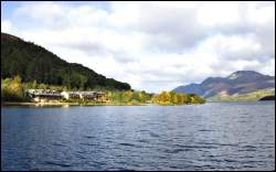 Lodge on Loch Lomond photo