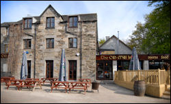 The Old Mill Inn - Pitlochry Perthshire