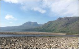 Struan Cottage Torridon self catering  photo