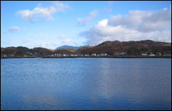 Lochinver B&B view photo