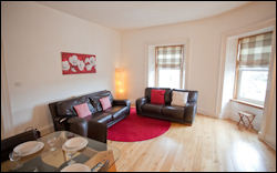 Edinburgh self catering