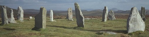 Callanish Standing Stones Isle Of Lewis The Internet