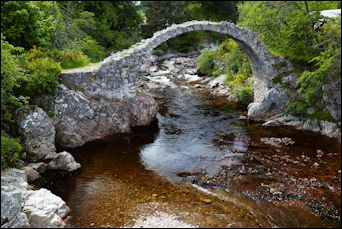 Carrbridge, Scotland