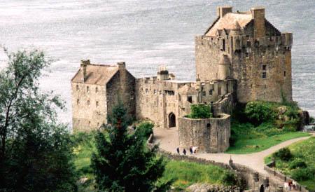 ed12 eilean donan castle, scottish highlands the internet guide to,Scottish Highland Castle House Plans