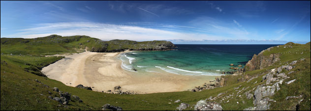 Dalmore beach, Isle of Lewis, Scotland