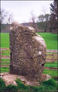 Photo of the Eagle Stone