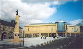 New Eastgate shopping centre