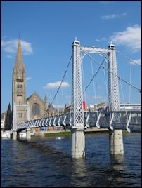 Inverness bridge