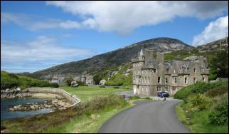 Amhuinnsuidhe Castle