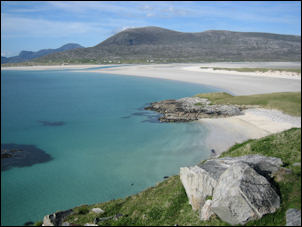 Isle of Harris accommodation and travel: self catering ...
