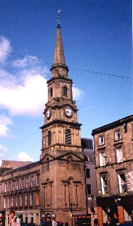 Photo of Church Street corner