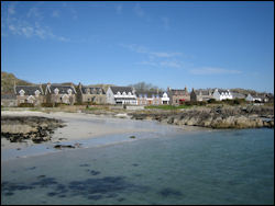 bay at Iona