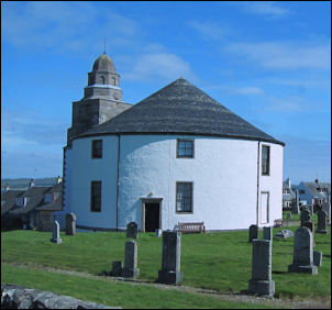 Round Church, Bowmore, Isle of Islay