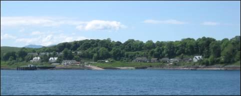 Lismore - Achnacroish pier