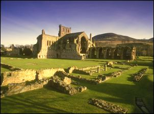 Melrose Abbey photo