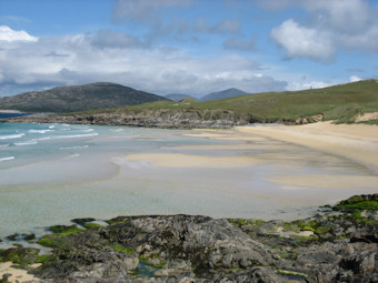Isle Of Harris Nisabost Beach Photo Page Outer Hebrides