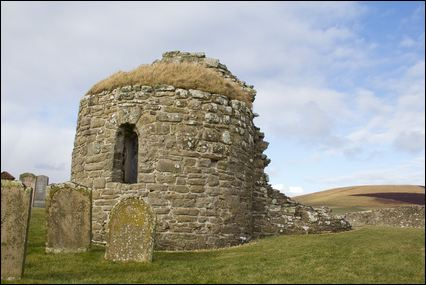Orphir church, Orkney