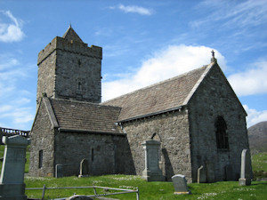 photo of Rodel church