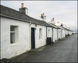 slate cottages