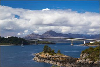 Skye Bridge, Scotland