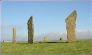 stones at Stenness