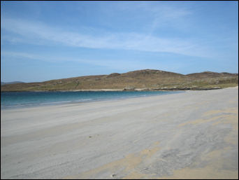 beach on Taransay