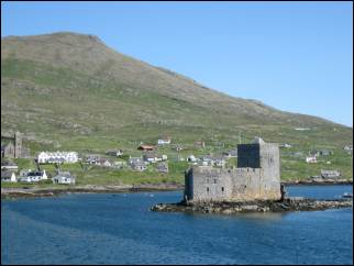 Photo of Kisimul Castle