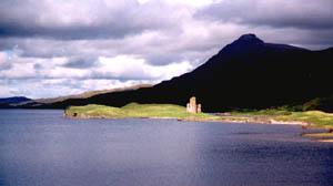 Ardvreck Castle photo