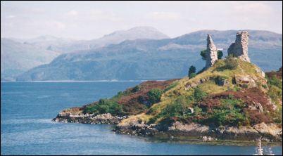 Castle Maol, Scotland