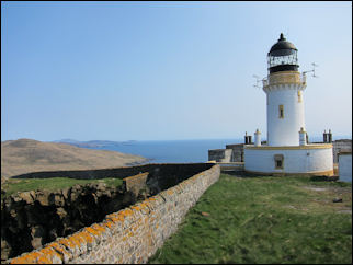 Barra Head lighthouse