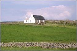 Isle of Mull cottage photo