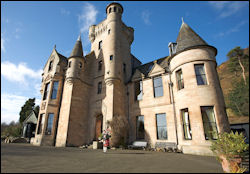 Broomhall Castle hotel photo