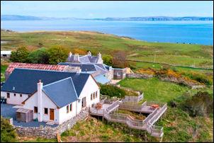 Ellister lodge luxury accommodation Isle of Islay