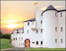 Glenskirlie Castle photo