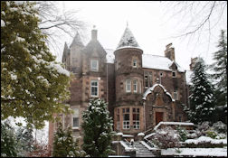 Knock Castle Hotel Perthshire
