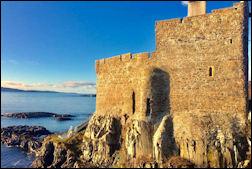 Mingary Castle Ardnamurchan