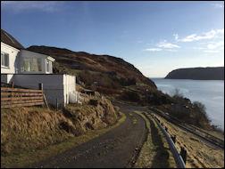 Sealoch cottage, Isle of Lewis