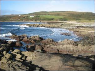 Claonaig bay