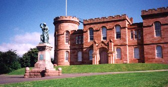 Photo of Inverness Castle